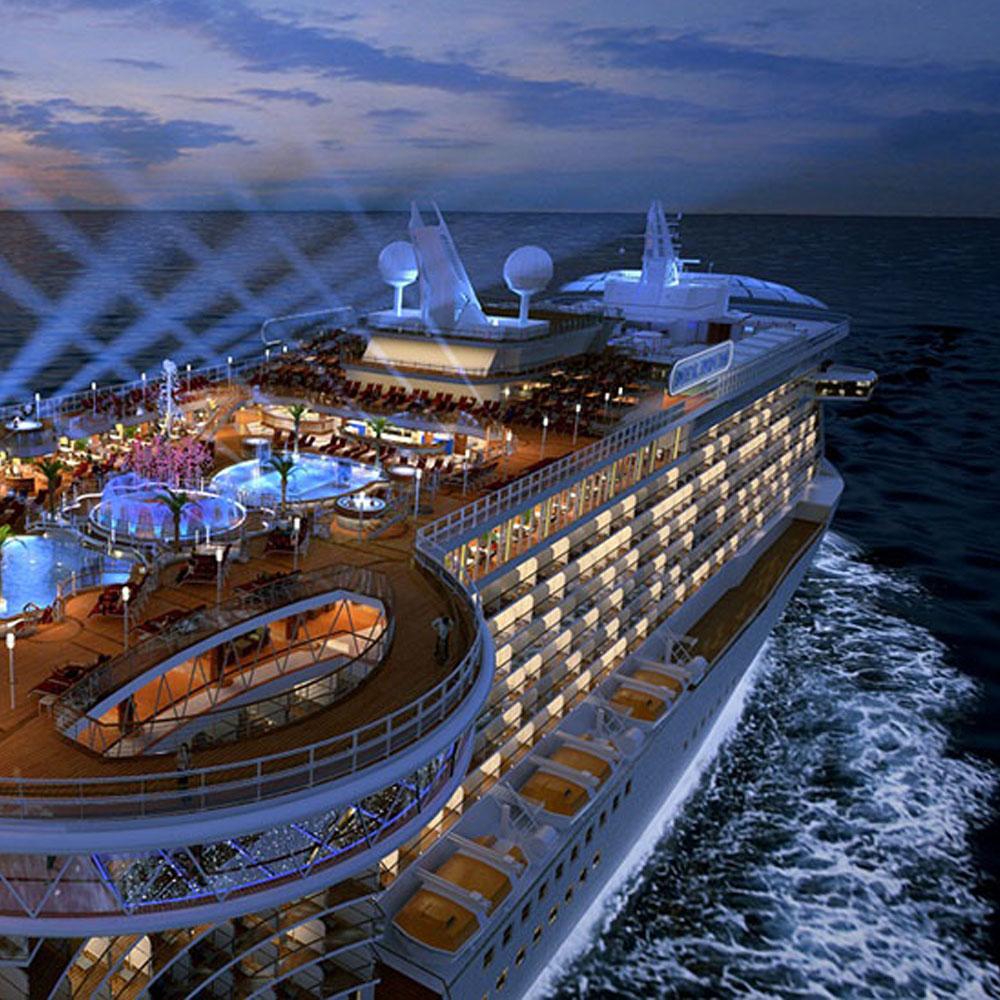 Tour Of Royal Caribbean Cruise Ship Fitbudha Com