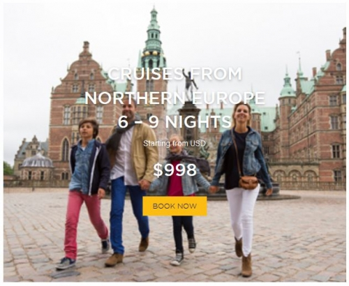 Cruises From Northern Europe