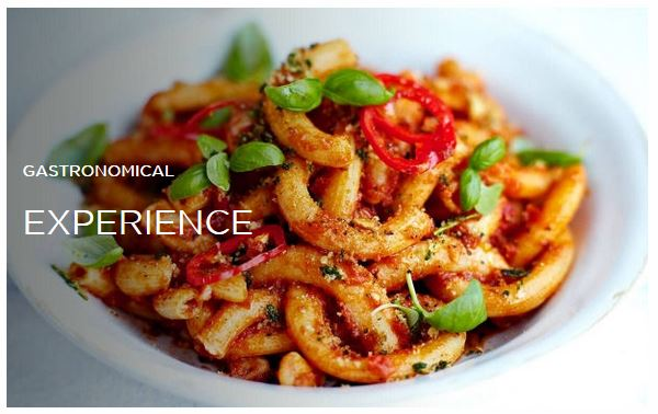 gastronomical experience